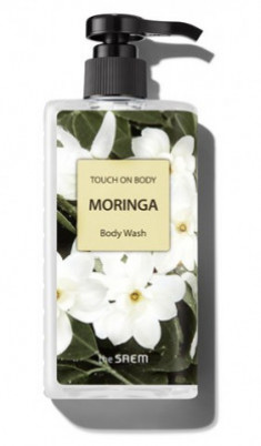 Гель для душа The Saem Touch On Body Moringa Body Wash 300мл
