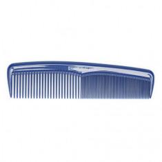 Dewal, Расческа карманная, синяя, 13,5 см
