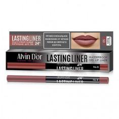 Alvin D`or, Карандаш для губ Lastingliner, тон 05 Alvin D'or