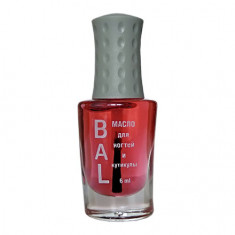 BAL Professional, Масло для ногтей и кутикулы «Барбарис», 6 мл