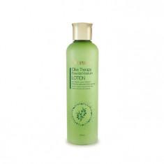 интенсивно увлажняющий лосьон с экстрактом оливы deoproce olive therapy essential moisture lotion