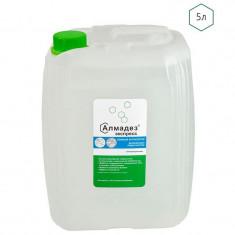 алмадез, экспресс, кожный антисептик с крышкой 5 л/4 Almadez