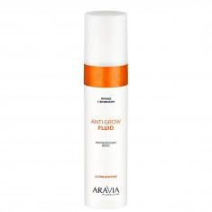 Aravia professional,флюид с энзимами против вросших волос anti-grow fluid 250мл