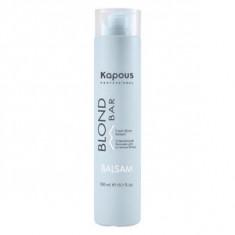 Освежающий бальзам для волос оттенков блонд, 300 мл (Kapous Professional)