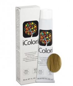KAYPRO 11.1 краска для волос, супер-платиновый пепельный блондин / ICOLORI 100 мл