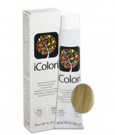 KAYPRO 11.11 краска для волос, супер-платиновый экстра пепельный блондин / ICOLORI 100 мл