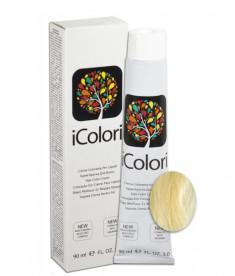 KAYPRO 11.0 краска для волос, супер-платиновый натуральный блондин / ICOLORI 100 мл