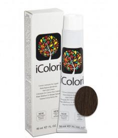 KAYPRO 5.3 краска для волос, светло-каштановый золотистый / ICOLORI 100 мл