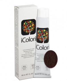 KAYPRO 5.2 краска для волос, светло-каштановый фиолетовый / ICOLORI 100 мл