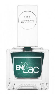 E.MI 079 лак ультрастойкий для ногтей, Малахит / Gel Effect 9 мл