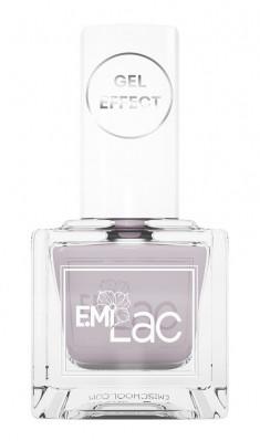 E.MI 064 лак ультрастойкий для ногтей, Нейтральный серый / Gel Effect 9 мл