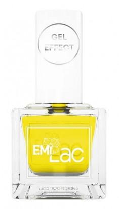 E.MI 038 лак ультрастойкий для ногтей, Лютик / Gel Effect 9 мл