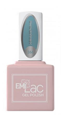 E.MI 266 HM гель-лак для ногтей, Пробуждение / E.MiLac 6 мл