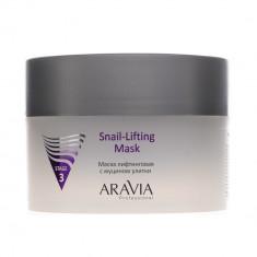 Aravia Маска лифтинговая с муцином улитки Snail-Lifting Mask 150мл Aravia professional