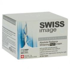 Swiss Image осветляющий ночной крем выравнивающий тон кожи 50 мл