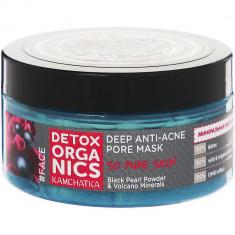 Натура Сиберика Detox Organics Kamchatka Маска минеральная для лица Anti-Acne 100мл NATURA SIBERICA