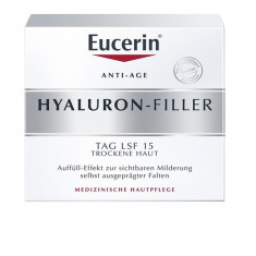 Eucerin Hyaluron-filler Крем для дневного ухода за сухой чувствительной кожей SPF15 50мл