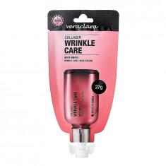 Veraclara Collagen Wrinkle Care Cream Крем против морщин омолаживающий с коллагеном 27г