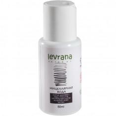 Levrana Мицеллярная вода Детокс для снятия макияжа, мини 50 мл
