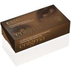 Estel Enigma Краска для бровей и ресниц тон Светло-коричневый, набор