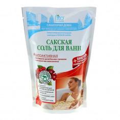 Фитокосметик Санаторий дома соль для ванн Сакская фитоактивная 500г ФИТОКОСМЕТИК