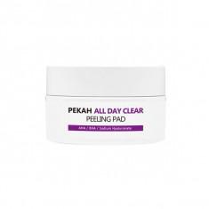 Pekah All Day Clear Очищающие и отшелушивающие диски 65мл