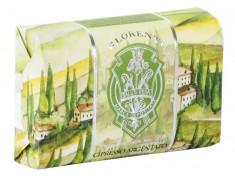 LA FLORENTINA Мыло натуральное, серебристый кипарис / Silver Cypress 200 г