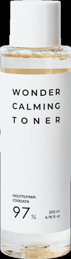 ESTHETIC HOUSE Тонер успокаивающий для лица Хауттюйния / Wonder Calming Toner 200 мл