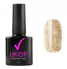 RUNAIL 4636 гель-лак для ногтей / Liker 9 мл