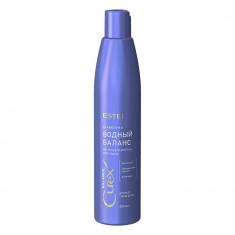Estel Curex Balance шампунь водный баланс для всех типов 300мл