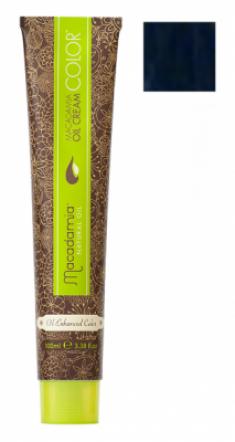 Краска для волос Macadamia Oil Cream Color B СИНИЙ 100мл