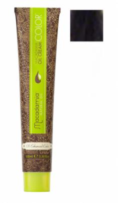 Краска для волос Macadamia Oil Cream Color VB РАДУЖНЫЙ ЧЕРНЫЙ 100мл