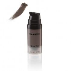 Гелево-кремовый суперстойкий тинт для бровей Manly Pro Brow Tint серо-коричневый ET04 12мл