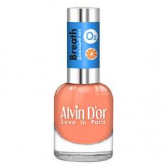 Alvin D'or, Лак Breath №19