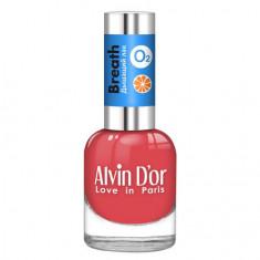 Alvin D'or, Лак Breath №01