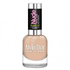 Alvin D'or, Лак-гель Nude №06