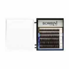 Bombini, Ресницы на ленте Truffle 0,10/8-13 мм, изгиб D+