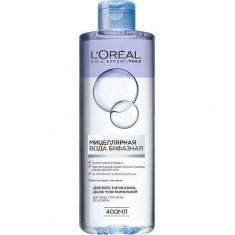 Мицеллярная вода L'OREAL