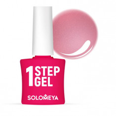 SOLOMEYA Гель-лак однофазный для ногтей, 54 сакура / One Step Gel Sakura4,5 мл