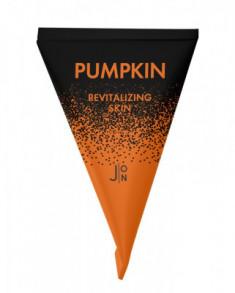 Набор масок для лица ТЫКВА J:ON Pumpkin Revitalizing Skin Sleeping Pack 5г*20шт