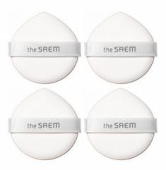 Набор спонжей косметических THE SAEM Art'Lif Water Drop Cushion Puff (4P)