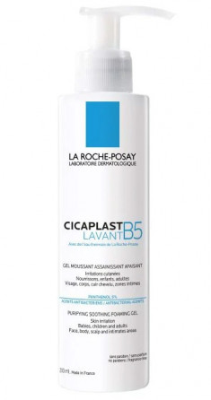La Roche Posay Цикапласт B5 Гель очищающий 200мл La Roche-Posay