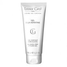 Leonor Greyl гель для укладки волос с кератином 100мл