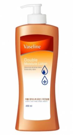 Лосьн для тела Двойной эффект увлажнения KeraSys Vaseline double moisture 450мл